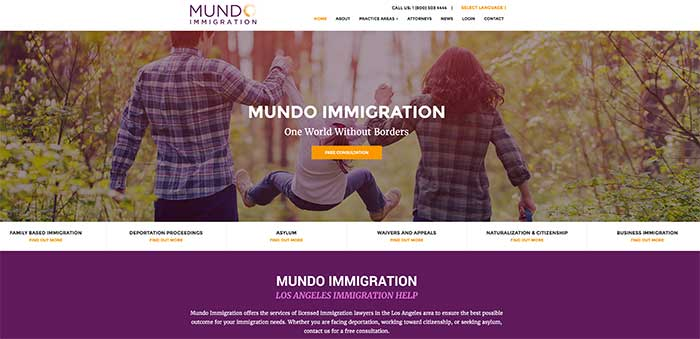Mundo Immigration