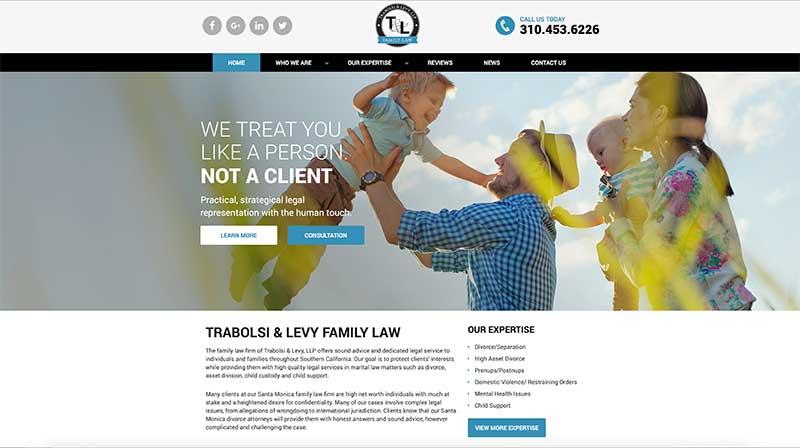 Trabolsi & Levy, LLP Family Law