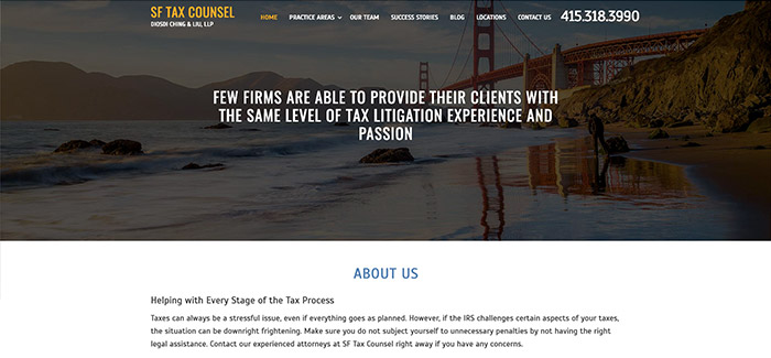 SF Tax Counsel